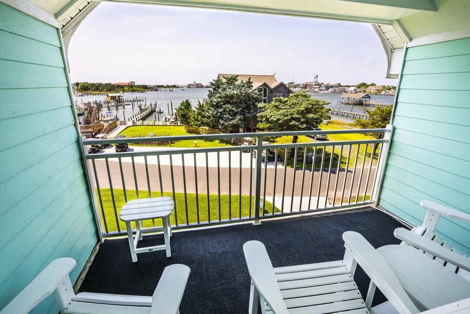 Suite 301 porch