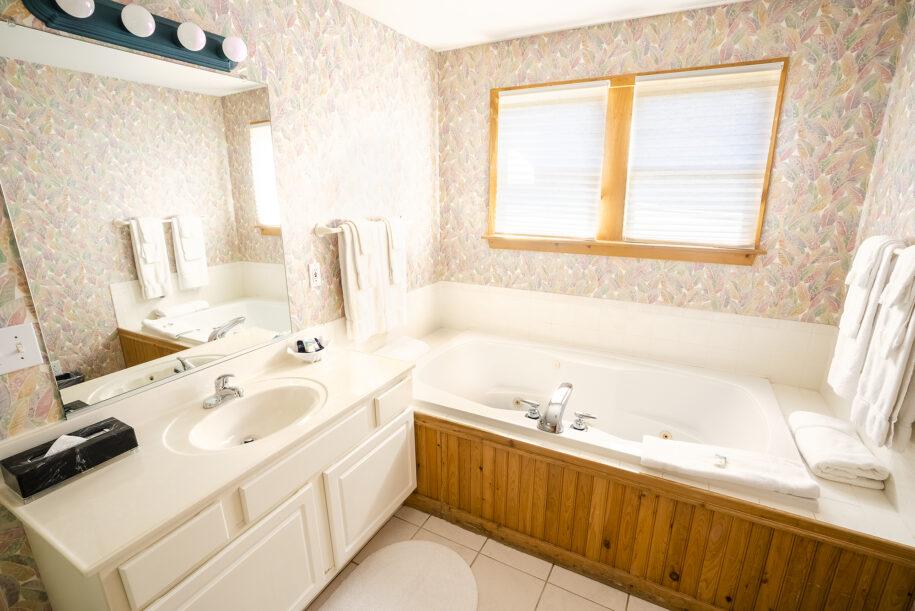 suite 208 bathroom