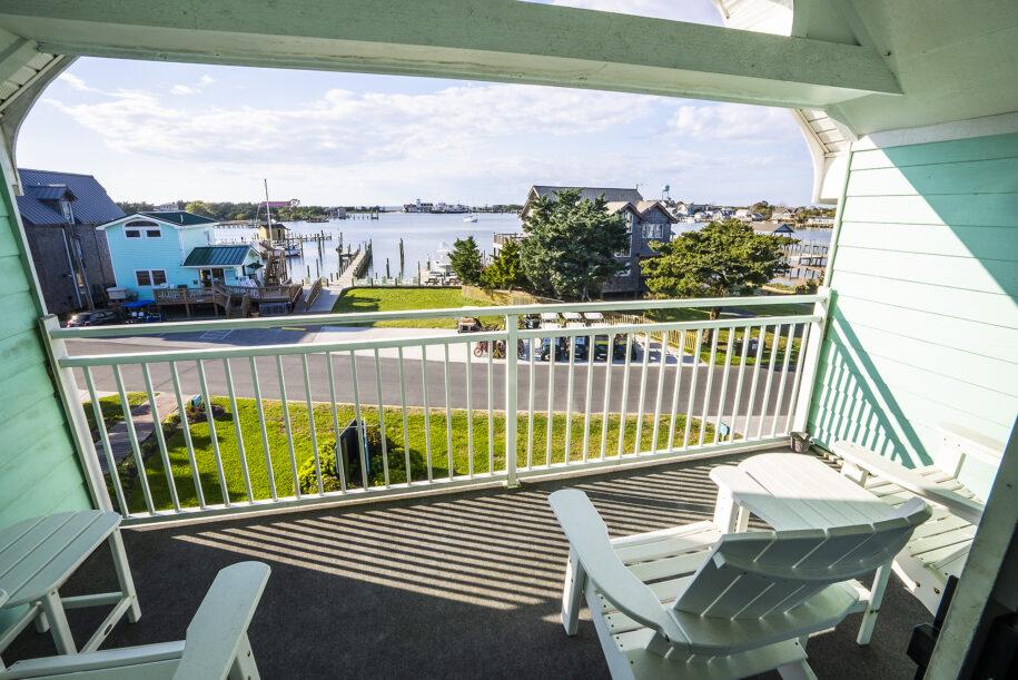 Suite 302 porch