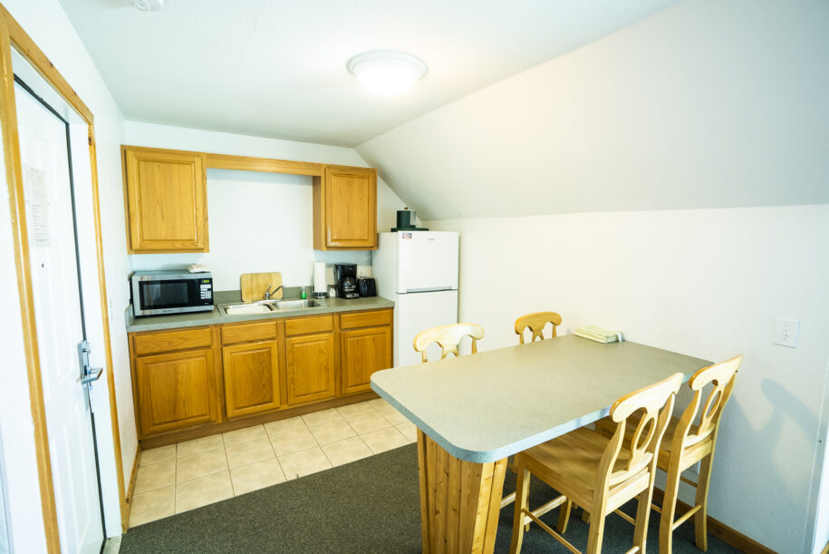 suite 303 kitchen dining
